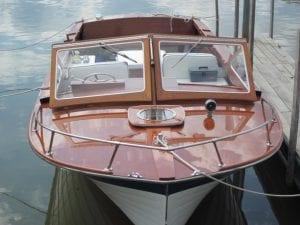 Classic Boat Repair