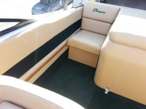 cmi ultra leather interior